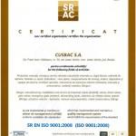 ISO 9001 - SRAC